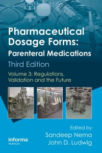 Cover Pharmaceutical Dosage Forms - Parenteral Medications