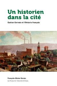 Cover Un historien dans la cité