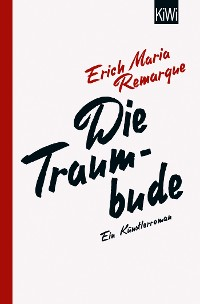 Cover Die Traumbude