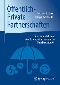 Cover Öffentlich-Private Partnerschaften