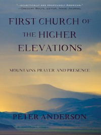 Cover First Church of the Higher Elevations