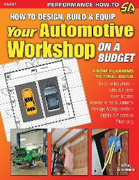 Cover How to Design, Build & Equip Your Automotive Workshop on a Budget