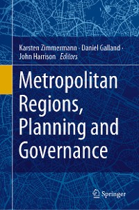 Cover Metropolitan Regions, Planning and Governance