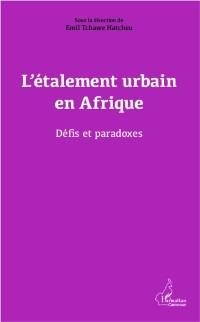 Cover L'etalement urbain en Afrique