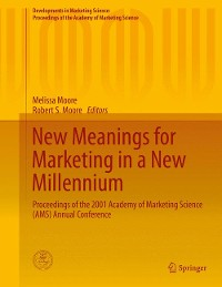 Cover New Meanings for Marketing in a New Millennium
