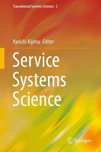 Cover Service Systems Science