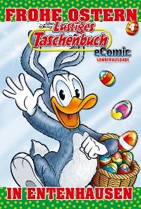 Cover Lustiges Taschenbuch Sonderausgabe Ostern 04