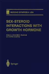 Cover Sex-Steroid Interactions with Growth Hormone