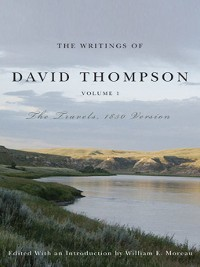 Cover Writings of David Thompson, Volume 1