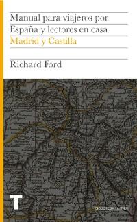 Cover Manual para viajeros por España y lectores en casa III