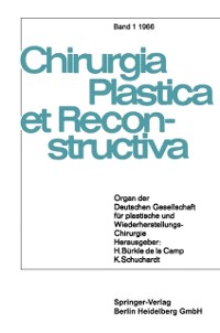 Cover Chirurgia Plastica et Reconstructiva