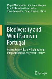 Cover Biodiversity and Wind Farms in Portugal
