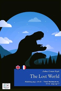 Cover The Lost World (English + French Interactive Version)