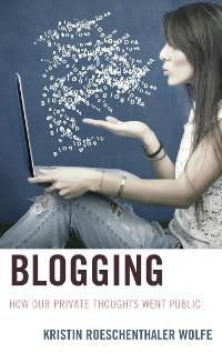 Cover Blogging