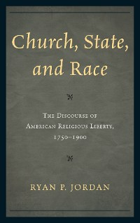 Cover Church, State, and Race