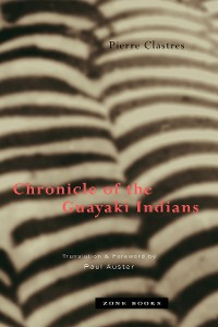Cover Chronicle of the Guayaki Indians