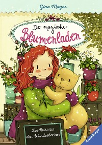 Cover Der magische Blumenladen 4: Die Reise zu den Wunderbeeren
