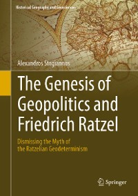 Cover The Genesis of Geopolitics and Friedrich Ratzel