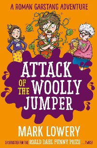 Cover Attack of the Woolly Jumper