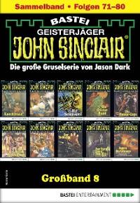 Cover John Sinclair Großband 8 - Horror-Serie