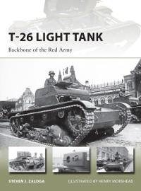 Cover T-26 Light Tank