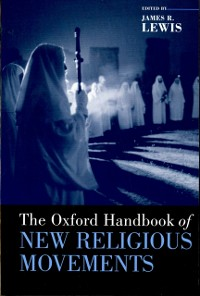 Cover Oxford Handbook of New Religious Movements