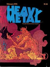 Cover Heavy metal