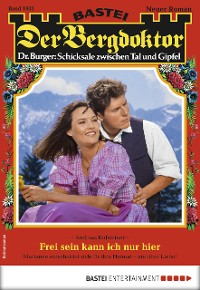 Cover Der Bergdoktor 1933 - Heimatroman