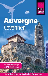 Cover Reise Know-How Reiseführer Auvergne, Cevennen