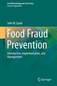 Cover Food Fraud Prevention