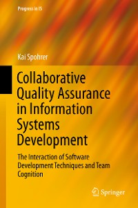 Cover Collaborative Quality Assurance in Information Systems Development