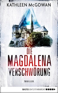 Cover Die Magdalena-Verschwörung