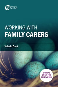 Cover Working with Family Carers