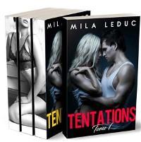 Cover TENTATIONS - L'intégrale