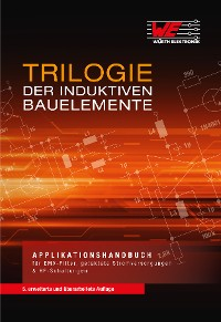 Cover Trilogie der Induktiven Bauelemente