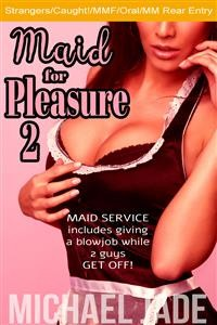 Cover Maid for Pleasure 2