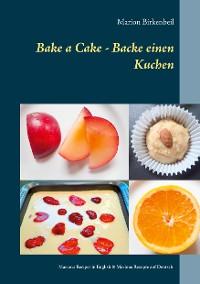 Cover Bake a Cake - Backe einen Kuchen