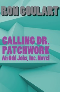 Cover Calling Dr. Patchwork