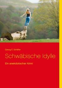 Cover Schwäbische Idylle