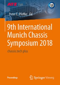 Cover 9th International Munich Chassis Symposium 2018
