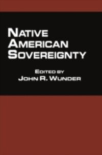 Cover Native American Sovereignity