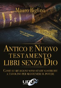 Cover Antico e Nuovo Testamento Libri senza Dio