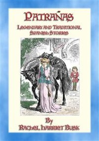 Cover PATRAÑAS - 50 Illustrated Legendary and Traditional Spanish Stories