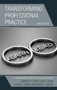 Cover Transforming Professional Practice