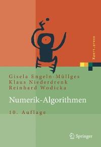 Cover Numerik-Algorithmen