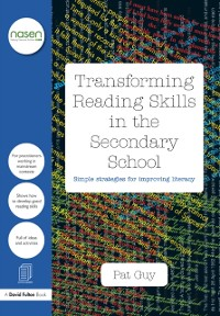 Cover Transforming Reading Skills in the Secondary School