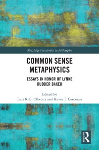 Cover Common Sense Metaphysics
