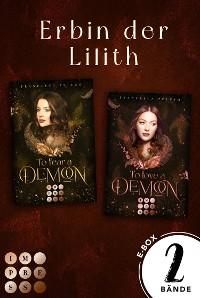 "Cover ""To Love a Demon"" & ""To Fear a Demon"" im Fantasy-Sammelband (Erbin der Lilith)"