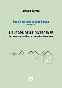 Cover L'Europa delle divergenze
