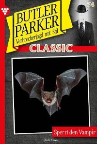 Cover Butler Parker Classic 74 – Kriminalroman